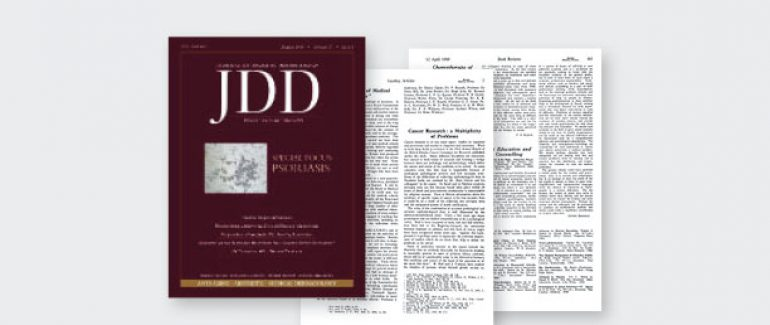 JDD 2018 Article on Compounded Medications